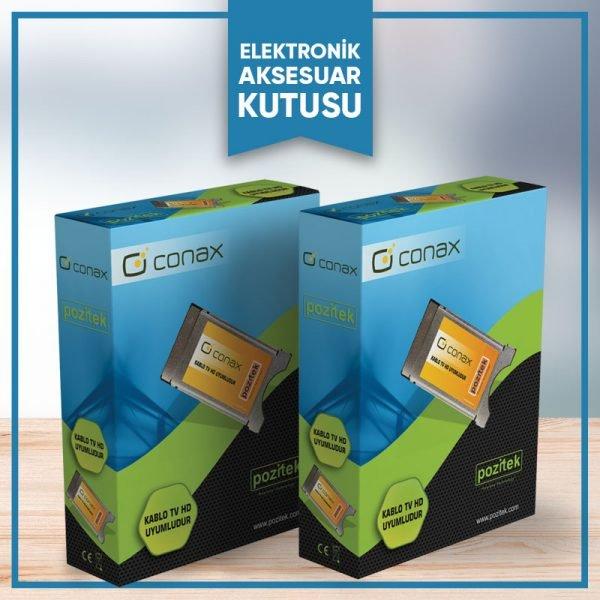 elektronik aksesuar kutusu